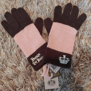 JUICY COUTURE New Gloves